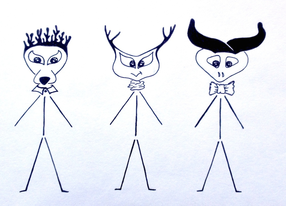 The Beginning of My Little Freaky Family