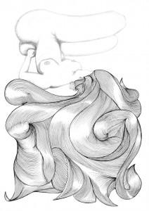 Hair Piece 1