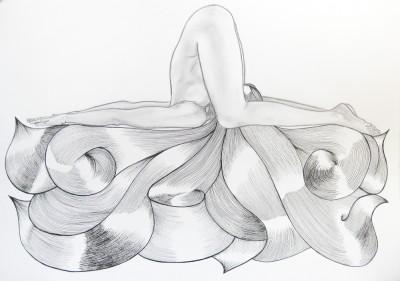 Hair Piece 3_Yoga