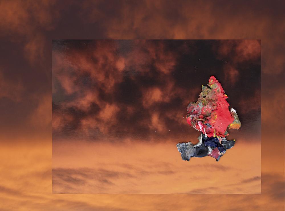 Himlen brænder
